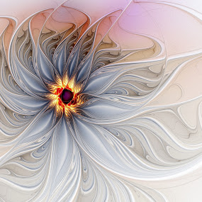 Serenity by Amanda Moore - Illustration Abstract & Patterns ( digital art, fractal art, fractal, digital, fractals )