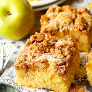 Apple Crisp Sugar Flour Butter Cinnamon Recipes