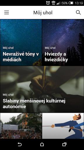 Hlas Ludu - screenshot