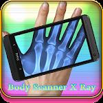 XRAY Body Scanner Prank Icon