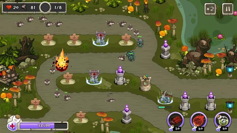 Tower Defense King Screenshot 3