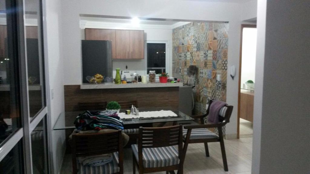 Apartamento Duplex residencial à venda, Santa Mônica, Uberlâ
