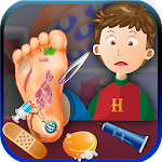 Foot Doctor: Kids Casual Game APK Image