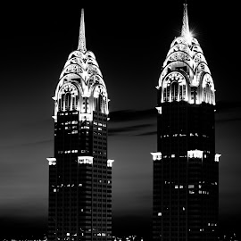 by Amr Younis - Buildings & Architecture Office Buildings & Hotels ( night shots, business towers, portrait shot )
