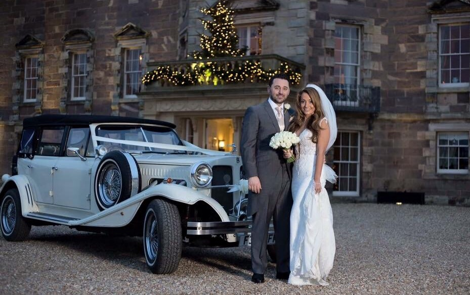 Vintage Wedding Car Hire In Cheshire