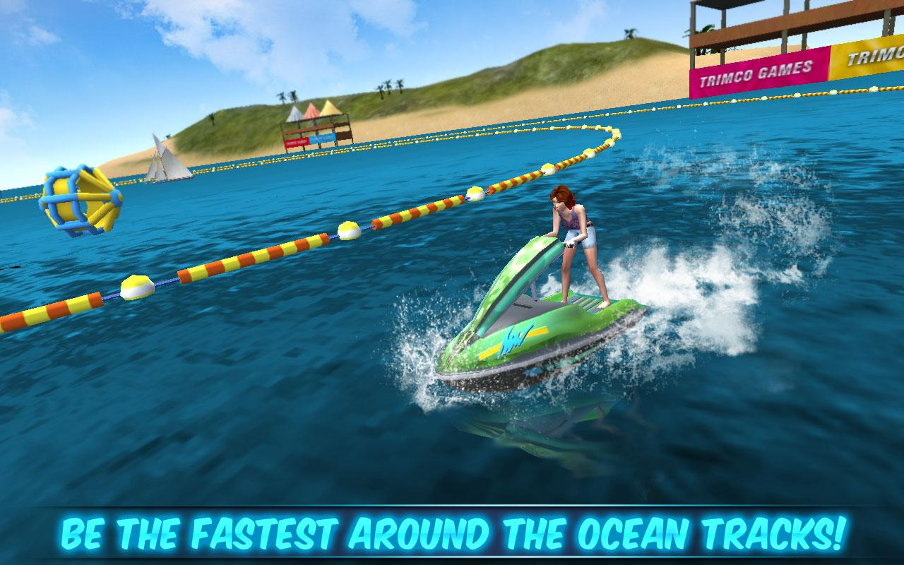 Extreme Power Boat Racers Screenshot 8