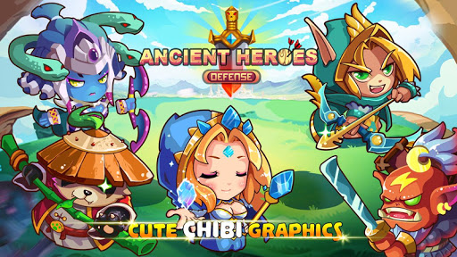 Ancient Heroes Defense - screenshot