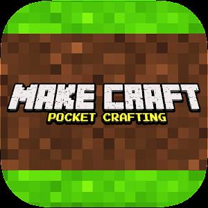 MakeCraft Pocket Crafting 🎲 For PC (Windows & MAC)