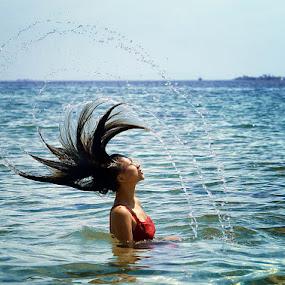 Splash by Arryawansyah Abidin - People Portraits of Women