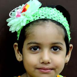 RUHI by SANGEETA MENA  - Babies & Children Child Portraits