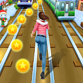 Free Subway Runner APK for Windows 8