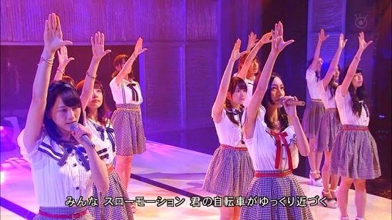 (TV-Music)(1080i) SKE48 Part (MUSIC FAIR) 140906