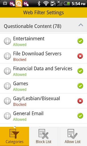 NQ Family Guardian screenshot 4