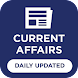 Daily Current Affairs, GK Quiz