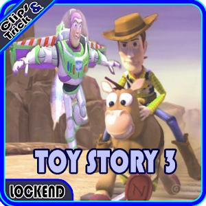 Clips&Trick Toy Story 3