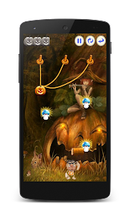 Halloween Taz Hungry Games - screenshot