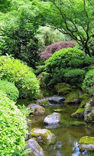 Japanese Gardens Wallpapers - screenshot