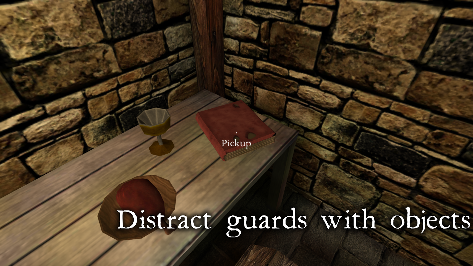 Dungeon Escape VR (Cardboard) Screenshot 2