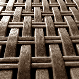 Straw mat 4 by Pradeep Kumar - Artistic Objects Other Objects
