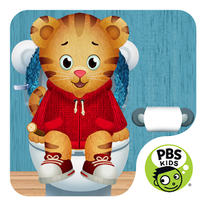 Daniel Tigers Stop & Go Potty