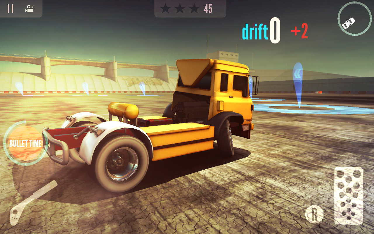 Drift Zone - Truck Simulator Screenshot 5
