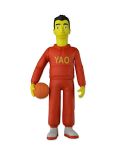 "Фигурка ""The Simpsons 5"" Series 1 - Yao Ming"