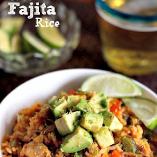 Chicken Fajita Rice