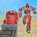 Train Robot Transformation Simulator APK
