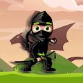 ninja run jump adventure