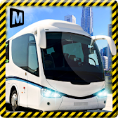 Bus Driving: Extreme Parking APK Icon
