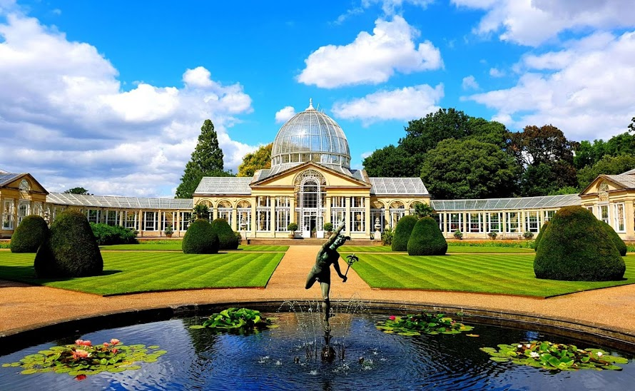 SYON PARK, THE CONSERVATORY