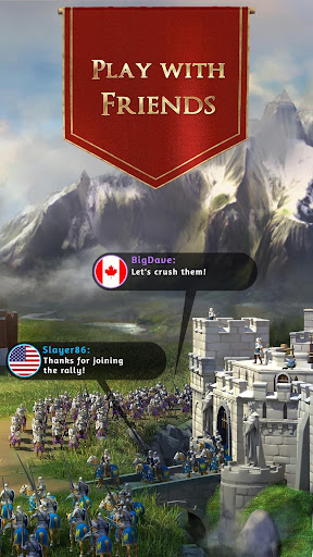March of Empires: War of Lords screenshot 2