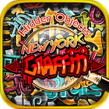 Hidden Object NYC Graffiti