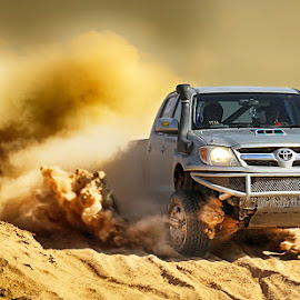 Numan by Abdul Rehman - Sports & Fitness Motorsports ( rally, natural light, sand, pakistan, multan, adventure, desert, cholistan, thrilling, dangerous sport, dust, angry, sun light, dangerous,  )