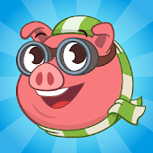 Adventure Pig APK for Bluestacks