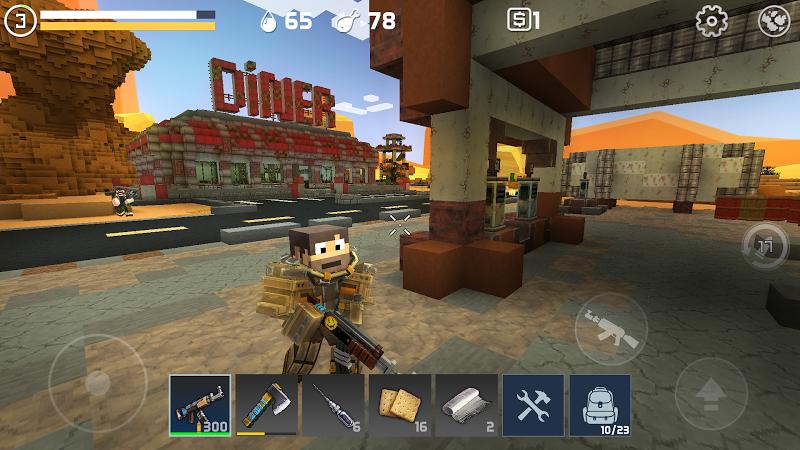 LastCraft Survival Screenshot 5