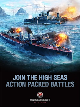 World Of Warships Blitz APK screenshot thumbnail 6
