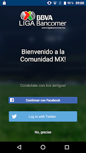 Liga BBVA MX App Oficial for pc