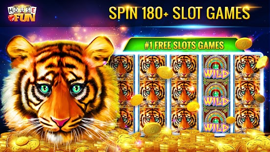Free Slots Casino Games - House of Fun by Playtika APK for Ubuntu