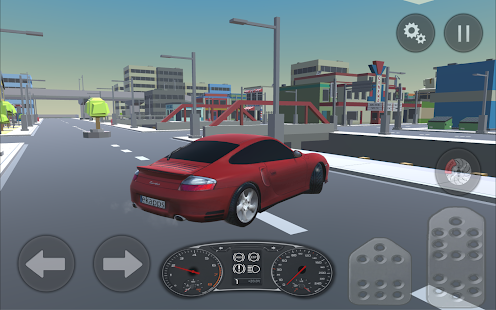 Racing Car Simulator - screenshot