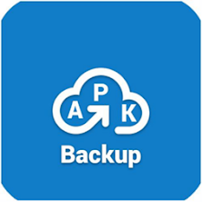 Back Up Apk