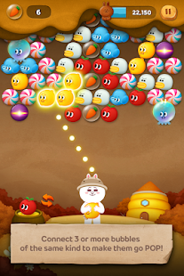 Free Download LINE Bubble 2 APK for Samsung