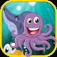 Octopus Bob & Fishing Patrick