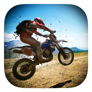 Real Stunt Bike Mania : Racing