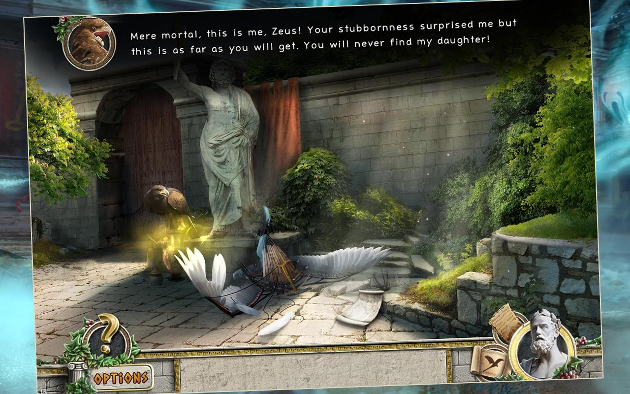 Mysteries of Olympus Screenshot 4