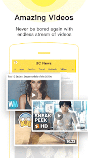 Download UC News - Trending News APK to PC