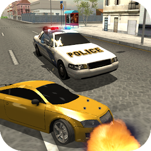 Police Car Fury Racing