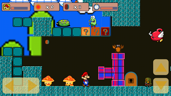 Classic Mario Jump APK for Bluestacks