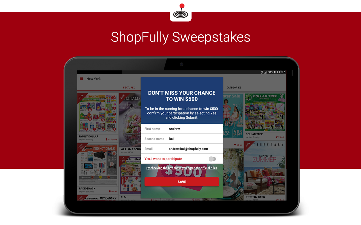 Shopfully - Weekly Ads & Deals Screenshot 6