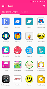 MIUI 10 LIMITLESS - ICON PACK Screenshot